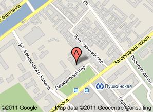 Городская больница №32 Санкт-Петербурга
