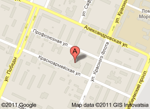 Детская поликлиника № 72 Петродворец