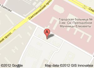 Поликлиника № 112 Санкт-Петербурга