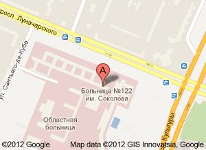 Поликлиника № 122 КБ им. Соколова