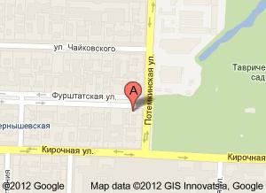Медицинский центр ФУРШТАТСКАЯ 47